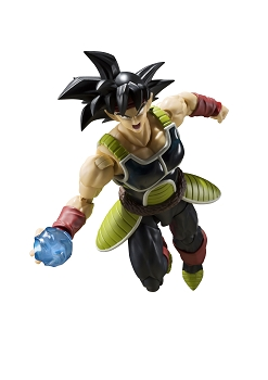 S.H. Figuarts Dragon Ball Z BARDOCK